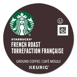 Starbucks French Roast Coffee 24 To 144 Keurig Kcups Pick Any Size Free Shipping