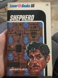 Shepherd By Joan Hunter Holly Laser Books 55 Sci Fi Collectible Paperback Rare