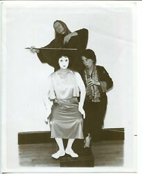 Love A Theater 8x10 Promo Still Laura Sheppard And The Helium Mime Company Fn