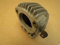Continental R975-46 Exhaust Elbow 403637 Radial Aircraft Wwii Sherman Tank