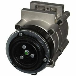 Four Seasons 68185 AC Compressor with Clutch and Specific Electrical Connector