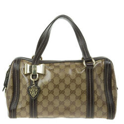 Gucci Guccissima Duchessa Medium Boston