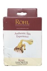 Rohl I00180pn Ocean4 Multi Function Shower Head Polished Nickel