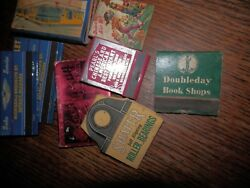 Lot Of Old Matchbooks, Some Unused