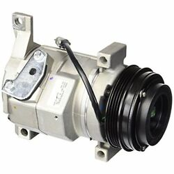 Four Seasons 78363 New AC Compressor with Specific Electrical Connector