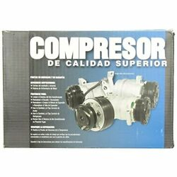 Four Seasons 58949 New AC Compressor with Specific Electrical Connector