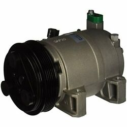 Four Seasons 58461 AC Compressor with Clutch and Specific Electrical Connector