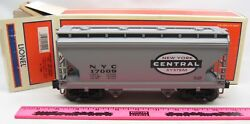 Lionel 6-17009 New York Central Two Bay Hopper 6456