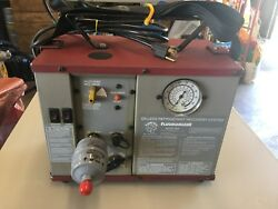 Fluoromizer Model 3500 Oilless Refrigerant Recovery System  Works