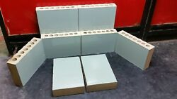 Vintage 1960s Ceramic Swimming Pool Pavers Bricks Tile Lot Of 2 Open To Offers