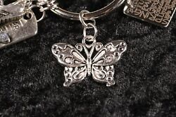 New beginnings NEW YOU Butterfly Weight Loss Charm for Weight Watchers Ring