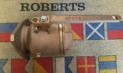 Groco Bv-3000 Ball Valve 3.0 Inches Full Flow 3 Inch 3 Flange Mount