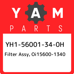 Yh1-56001-34-0h Yamaha Filter Assy Oi15600-1340 Yh156001340h New Genuine Oem P