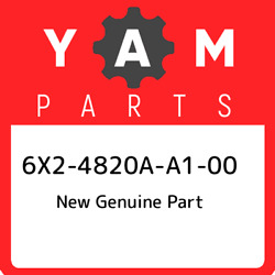 6x2-4820a-a1-00 Yamaha New Genuine Part 6x24820aa100, New Genuine Oem Part