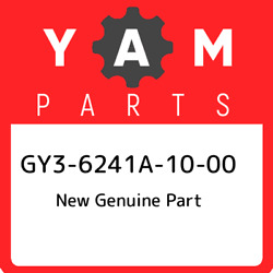 Gy3-6241a-10-00 Yamaha New Genuine Part Gy36241a1000 New Genuine Oem Part