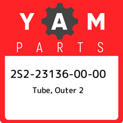 2s2-23136-00-00 Yamaha Tube Outer 2 2s2231360000 New Genuine Oem Part