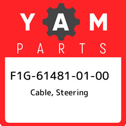 F1g-61481-01-00 Yamaha Cable, Steering F1g614810100, New Genuine Oem Part