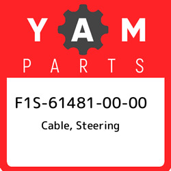 F1s-61481-00-00 Yamaha Cable Steering F1s614810000 New Genuine Oem Part