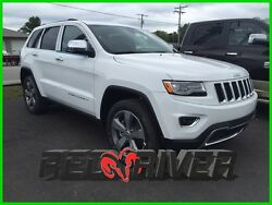 2016 Jeep Grand Cherokee Limited 2016 Limited New 5.7L V8 16V Automatic 4WD SUV Premium