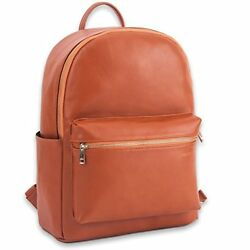 Kaydee Baby Unisex Faux Leather Tote Backpack Bag Diaper Changing Pad - For Men