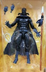 marvel legends............walmart exclusive black panther hasbro loose complete