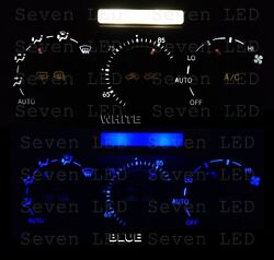 Replacement Climate Control And Clock Led Bulbs For Lexus Is300 01-05