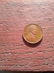 1945-s 1c Rd Lincoln Cent