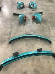 1975 Vw Fenders Lights And Bumpers