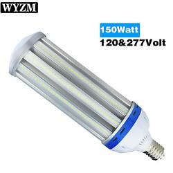 LED Corn Light Bulb 150W High Efficiency 125 Lumen watt - 360 Degree Lighting