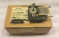 MAYTAG REFRIGERATOR REPLACEMENT PART - EVAPORATOR FAN MOTOR # 09100161 - NEW