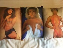 Donna Ewin Dee Ivens Tracy Coleman. 3 Cushions Pillows. Page3models. New