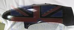 Jaguar E-type Roadster Factory Replacment Right Hand Rear Wing Fender