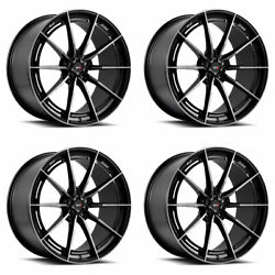 20 Savini Sv-f1 Forged Tinted Concave Wheels Rims Fits Honda Accord Coupe