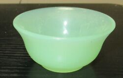 Chinese Translucent Celadon Green Jade Bowl Cup