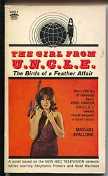 Girl From U.n.c.l.e. D3012 1966-stephanie Powers Cover-avallone-fn