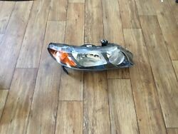 2006- 2009 Honda Civic Headlight Passnger Or Right Side Eagle Eyes After Market