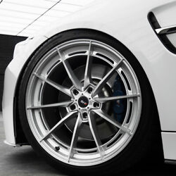19 Savini Sv-f1 Forged Silver Concave Wheels Rims Fits Benz W215 Cl500 Cl55