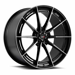 19 Savini Sv-f1 Forged Tinted Concave Wheels Rims Fits Ford Mustang Gt