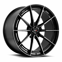 19 Savini Sv-f1 Forged Tinted Concave Wheels Rims Fits Honda Accord Coupe