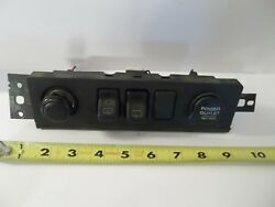 97 98 99 00 01 JEEP CHEROKEE HEATER CLIMATE CONTROL UNIT SPORT COUNTRY