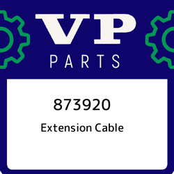873920 Volvo Penta Extension Cable 873920 New Genuine Oem Part