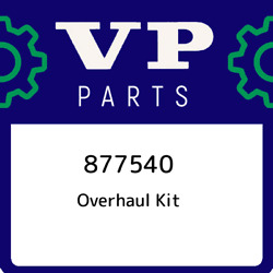877540 Volvo Penta Overhaul Kit 877540 New Genuine Oem Part