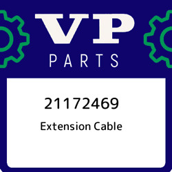 21172469 Volvo Penta Extension Cable 21172469 New Genuine Oem Part