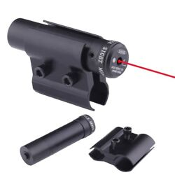 Red Dot Laser Sight Barrel QQ Clamp Holder Mount for Rifle Flashlight Scope New $8.99