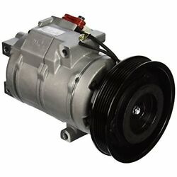 Four Seasons 78342 New AC Compressor with Specific Electrical Connector