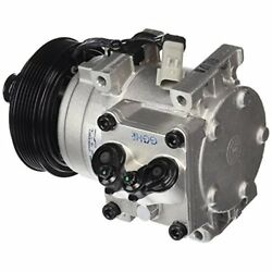 Four Seasons 68340 AC Compressor with Clutch and Specific Electrical Connector