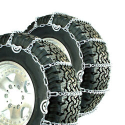Titan V-bar Tire Chains Cam Type Ice Or Snow Covered Roads 7mm 12.00-20