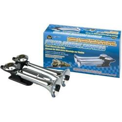 Wolo 835 Silver Streak Roof Mounted Dual Trumpet Air Horn Train Sound