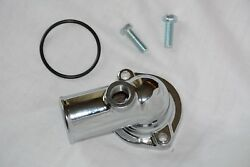 Big Block Ford 429 460 Chrome Water Neck Thermostat Housing Outlet O Ring Bbf