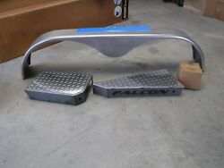 New Bass Boat Trailer Fender And Side Steps With Accessories Falcon 213